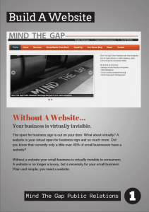 Build a Website White Paper Cover