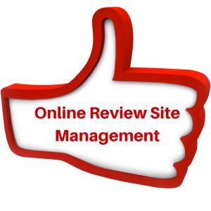 Online Review Site Management