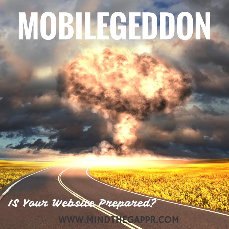 Google Mobiegeddon