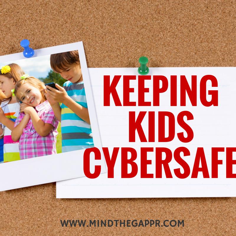 Keeping Kids Cybersafe