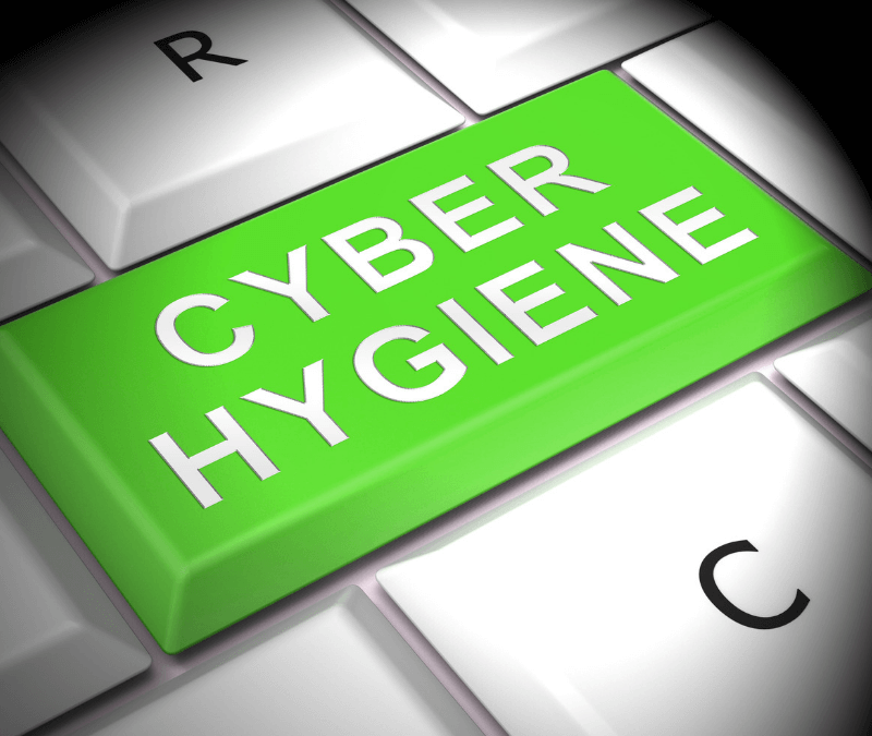 Practicing Good Cyber Hygiene for Cyber Security